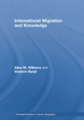 International Migration and Knowledge