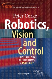 Corke - Robotics, Vision and Control