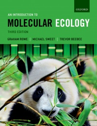 Graham Rowe, Michael Sweet, and Trevor Beebee - An Introduction to Molecular Ecology