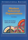 Modern Industrial Organization 4th ed.