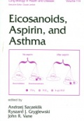 Eicosanoids, Aspirin, and Asthma