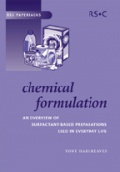 Chemical Formulation An Overview of Surfactant-Based Preparations Used in Everyday live