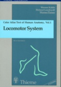 Color Atlas/Text of Human Anatomy, 1 Vol. Locomotor System