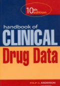 Handbook of Clinical Drug Data 10 ed. Th