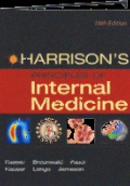 Harrison's Principles of Internal Medicine, Sing.Vol.13th ed