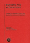 Mergers and Acquisitions, 4 Vol. Set