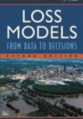 Loss Models From Data to Decisions, Series: Wiley Series in Probability and Statistics 2nd ed.