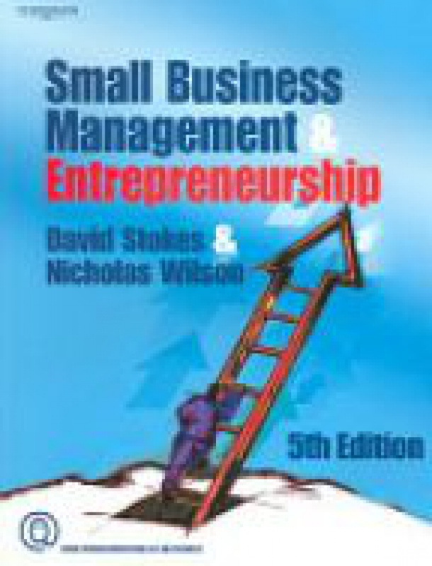 entreprenuer small business mgmt